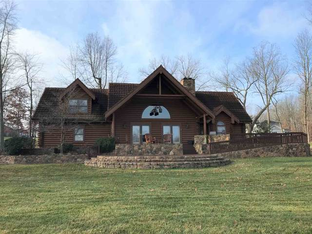 18 Honeysuckle Lane, Lawrenceville, IL 62439 (MLS #202049676) :: Aimee Ness Realty Group