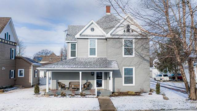 604 E South Street, Frankfort, IN 46041 (MLS #202100209) :: Parker Team