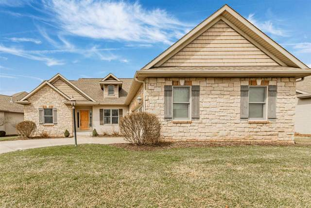 19339 S Foley Circle, South Bend, IN 46637 (MLS #202100692) :: The Dauby Team
