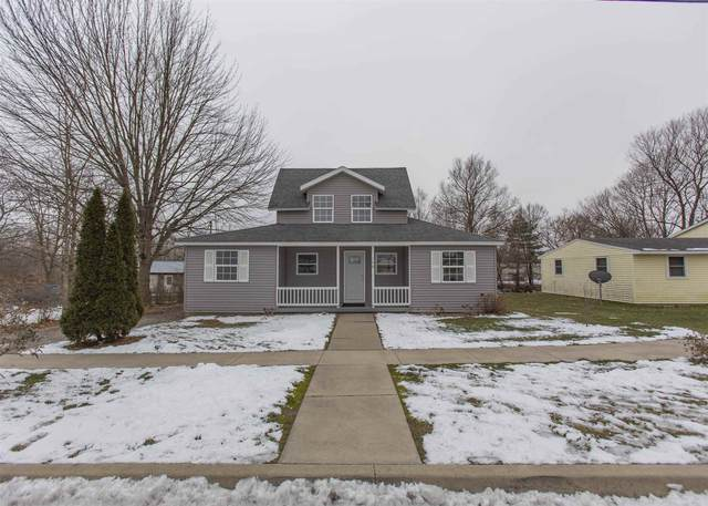 108 E Hardy Street, Fremont, IN 46737 (MLS #202101116) :: Parker Team