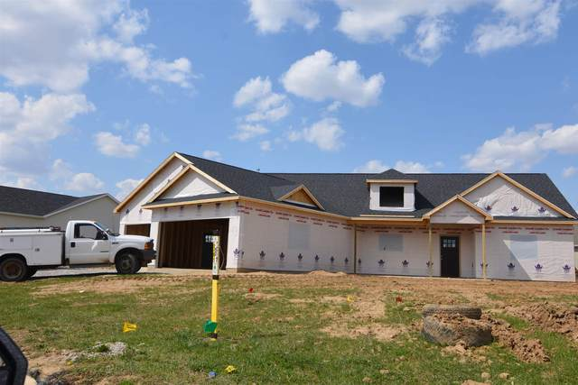 1087 E Dresdin Drive, Warsaw, IN 46580 (MLS #202102286) :: RE/MAX Legacy