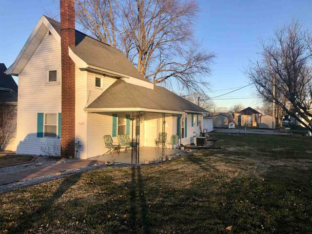 1105 Central Avenue, Frankfort, IN 46041 (MLS #202102530) :: Aimee Ness Realty Group