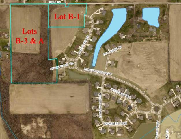 Parcels B-3 & A Bridlewood Trail, Muncie, IN 47304 (MLS #202102537) :: Aimee Ness Realty Group