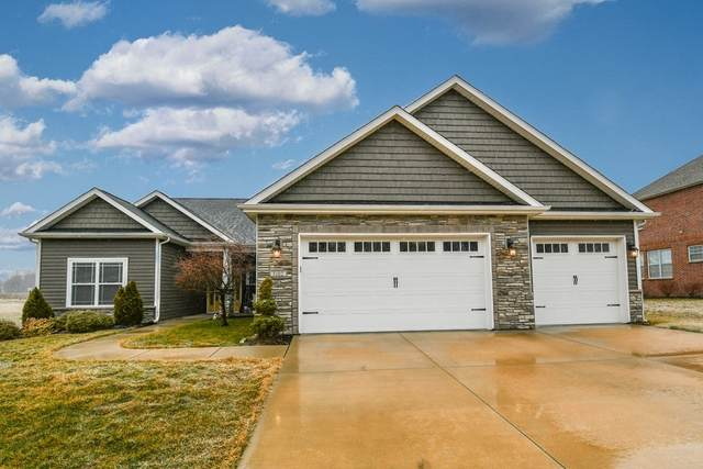 5102 Centerview Drive, Battle Ground, IN 47920 (MLS #202102753) :: The Carole King Team