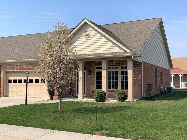 34 Copperleaf Drive, Crawfordsville, IN 47933 (MLS #202103607) :: The Romanski Group - Keller Williams Realty