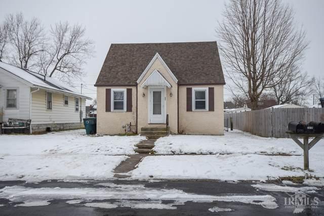 1816 W 13th Street, Muncie, IN 47302 (MLS #202104263) :: The ORR Home Selling Team