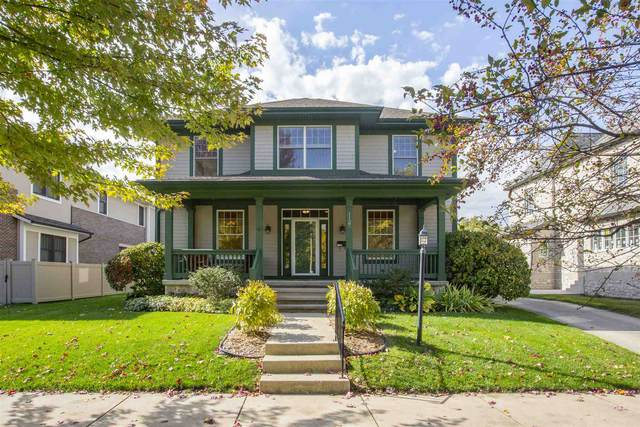 1127 N Notre Dame Avenue, South Bend, IN 46617 (MLS #202104325) :: RE/MAX Legacy