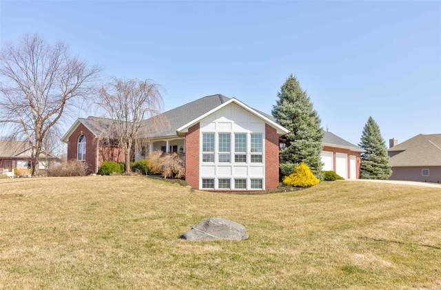 4591 Topsail Trace, Lafayette, IN 47909 (MLS #202104511) :: The Carole King Team