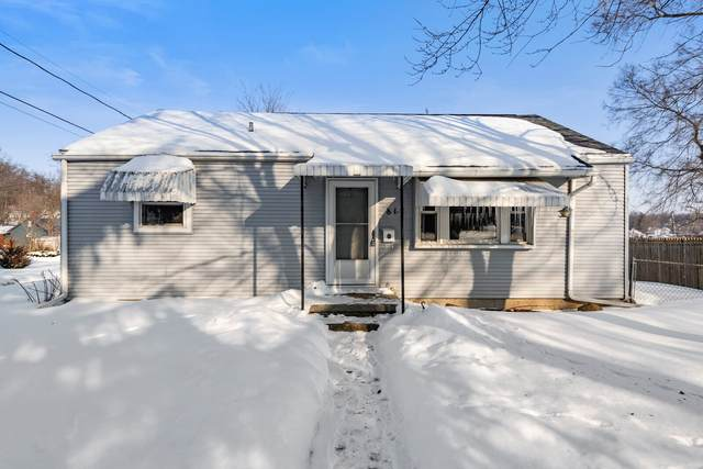 801 S Cherry Street, Hartford City, IN 47348 (MLS #202105092) :: The ORR Home Selling Team