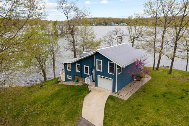 1165 Hilltop Drive, Rome City, IN 46784 (MLS #202105400) :: Parker Team
