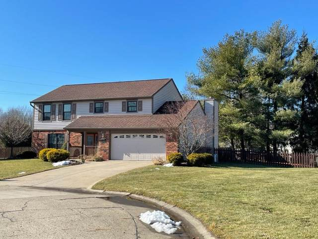 5832 Lookout Drive, West Lafayette, IN 47906 (MLS #202106161) :: Aimee Ness Realty Group