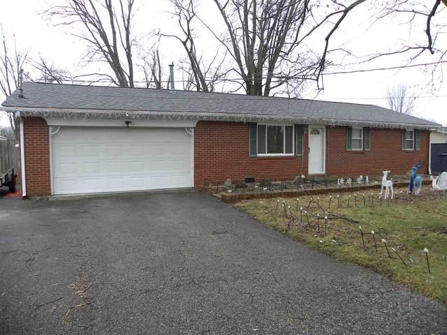 6103 W Merry Way Lane, Bloomington, IN 47404 (MLS #202106512) :: The ORR Home Selling Team