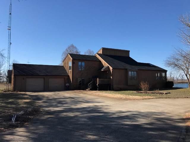11777 Greenview Drive, Lawrenceville, IL 62439 (MLS #202106539) :: Anthony REALTORS
