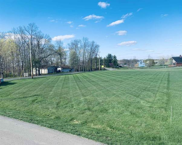 Corner of Meridian And Angling Crossroad, Hartford City, IN 47348 (MLS #202107435) :: The ORR Home Selling Team