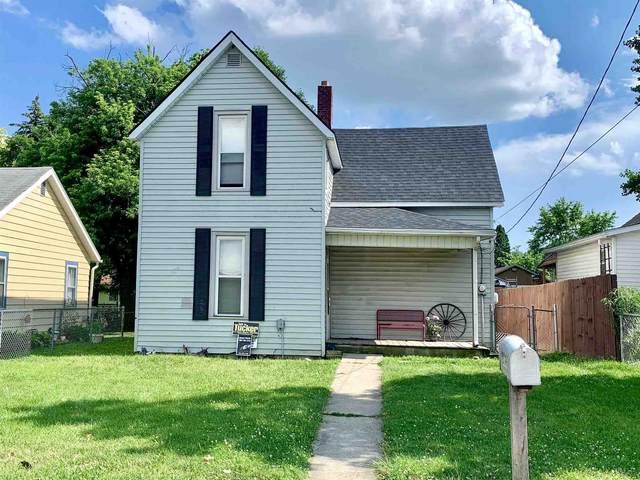 1809 E 13TH Street, Muncie, IN 47302 (MLS #202108546) :: The Harris Jarboe Group | Keller Williams Capital Realty