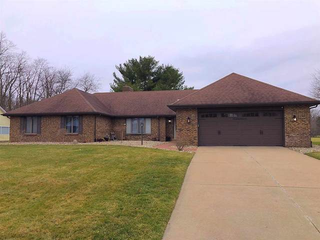 15663 Durham Way, Granger, IN 46530 (MLS #202109766) :: RE/MAX Legacy