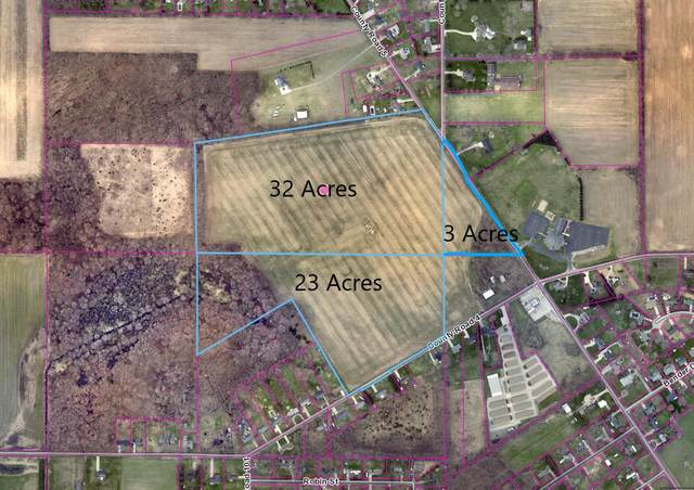County Road 5 Road, Elkhart, IN 46514 (MLS #202110565) :: Aimee Ness Realty Group