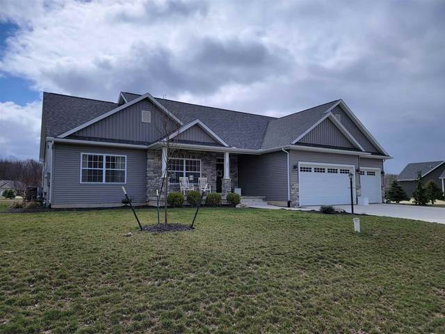 292 E Barrington Place, Warsaw, IN 46582 (MLS #202110595) :: The Dauby Team