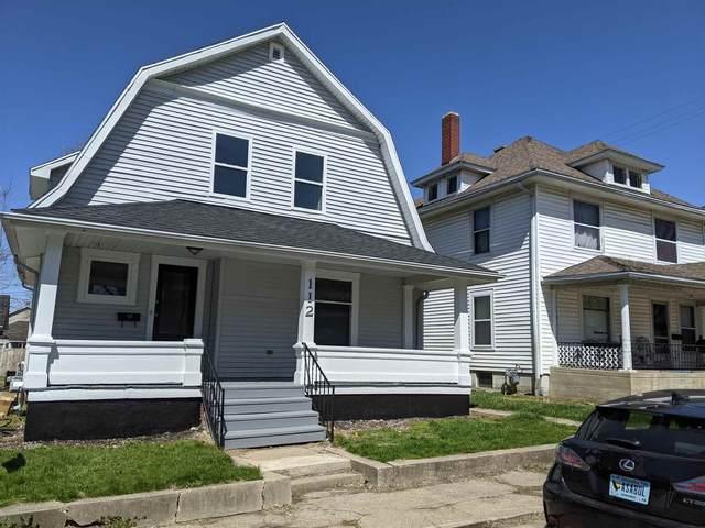 112 W Jefferson Street, Crawfordsville, IN 47933 (MLS #202110863) :: The Carole King Team