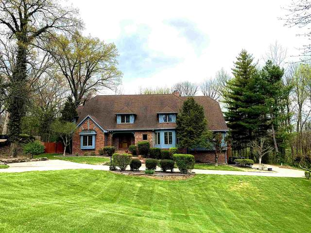 532 Wyndcliff Drive, Evansville, IN 47711 (MLS #202111738) :: RE/MAX Legacy