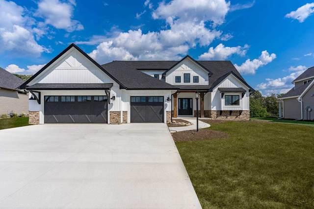 14104 Nepeta Trail, Fort Wayne, IN 46845 (MLS #202111916) :: The Harris Jarboe Group   Keller Williams Capital Realty