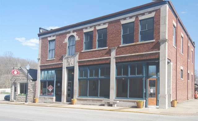200 - 208 N Sale Street, Ellettsville, IN 47429 (MLS #202112030) :: Anthony REALTORS