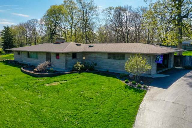 1715 W Parkview Drive, Marion, IN 46952 (MLS #202112317) :: The Carole King Team