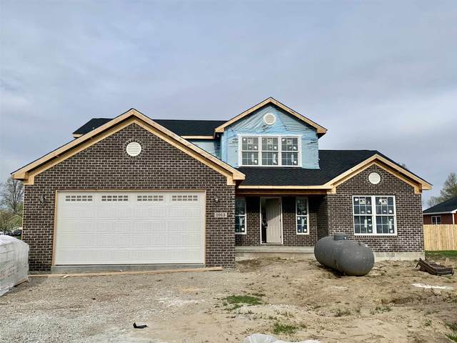 1913 N Lake Forest Drive, Yorktown, IN 47396 (MLS #202112585) :: The ORR Home Selling Team