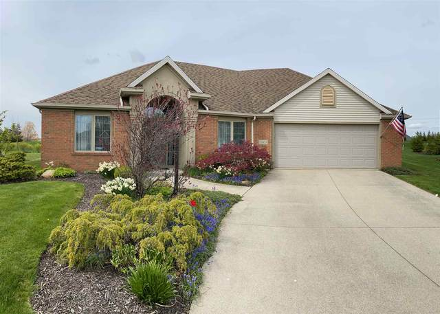 12633 Genesta Cove, Fort Wayne, IN 46845 (MLS #202112810) :: TEAM Tamara