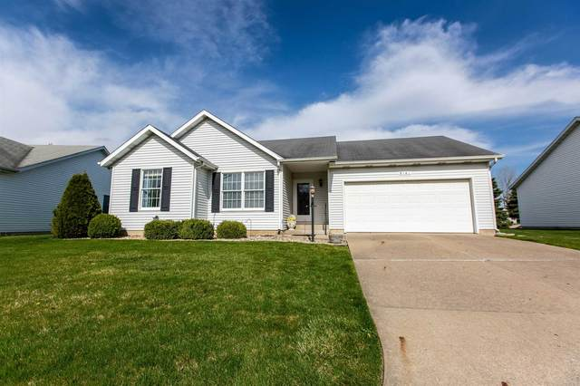 5141 Copper Pointe Drive, South Bend, IN 46614 (MLS #202112948) :: Anthony REALTORS