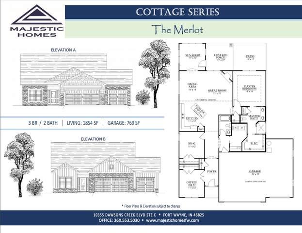 1482 Stratford Court, Winona Lake, IN 46590 (MLS #202113219) :: TEAM Tamara