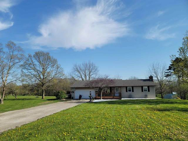 22030 Campbell Road, Spencerville, IN 46788 (MLS #202113624) :: TEAM Tamara