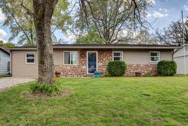 2518 Lexington Road, Evansville, IN 47720 (MLS #202113831) :: The Dauby Team