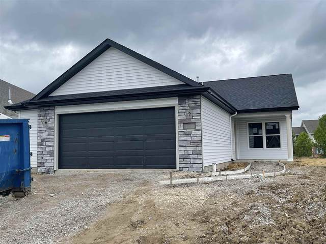 7515 Trotters Chase Lane, Fort Wayne, IN 46815 (MLS #202113879) :: RE/MAX Legacy