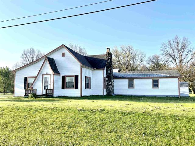 5498 E Montpelier Pike, Marion, IN 46953 (MLS #202116124) :: Aimee Ness Realty Group