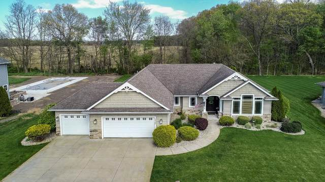 53786 Pheasant Ridge Drive, Bristol, IN 46507 (MLS #202116328) :: Parker Team