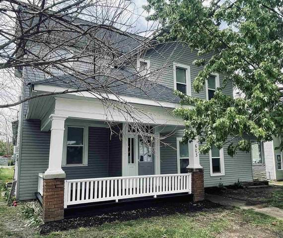601 S Main Street, Kokomo, IN 46901 (MLS #202116403) :: Aimee Ness Realty Group