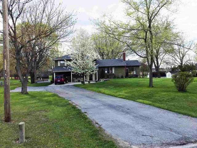 5442 N Mishler Road, Huntington, IN 46750 (MLS #202116505) :: Aimee Ness Realty Group
