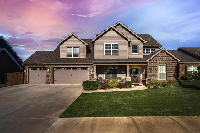 4275 Delmonico Drive, Lafayette, IN 47909 (MLS #202117019) :: The Romanski Group - Keller Williams Realty