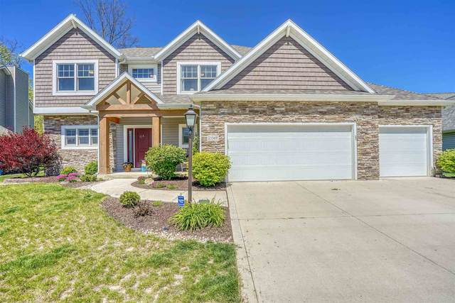 15569 Canyon Bay Run, Fort Wayne, IN 46845 (MLS #202117120) :: Hoosier Heartland Team | RE/MAX Crossroads
