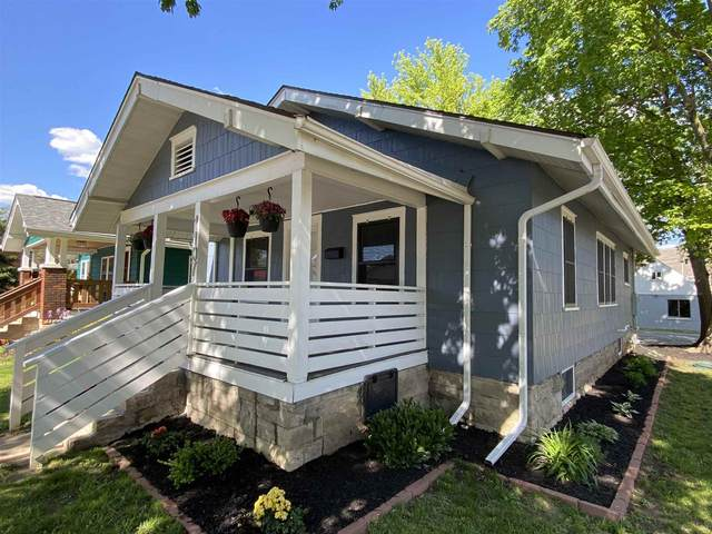1107 S Washington Street, Bloomington, IN 47401 (MLS #202117189) :: The ORR Home Selling Team
