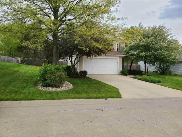 9714 Yuma Drive, Fort Wayne, IN 46825 (MLS #202117604) :: Parker Team