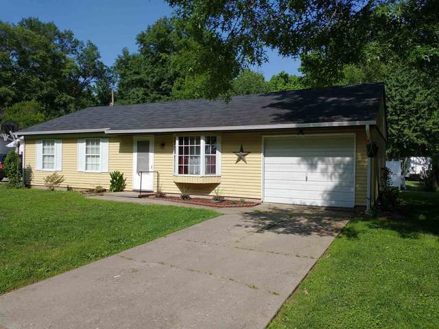 10758 Evergreen Boulevard, Lawrenceville, IL 62439 (MLS #202117977) :: Aimee Ness Realty Group