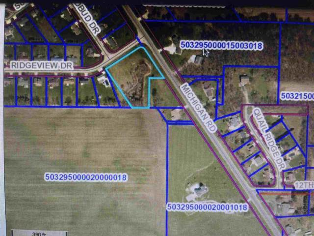 Ridgeview Drive Lot #1 And Lot #2 Drive, Plymouth, IN 46563 (MLS #202118764) :: RE/MAX Legacy