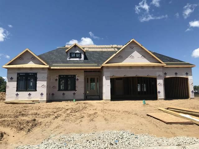 54705 Columbia Bay Lot 227 Drive, Osceola, IN 46561 (MLS #202120365) :: Parker Team