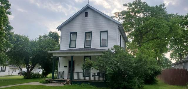 1027 Line Street, Decatur, IN 46733 (MLS #202121529) :: TEAM Tamara