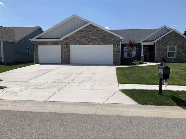 417 W Big Pine Drive, West Lafayette, IN 47906 (MLS #202122392) :: The Romanski Group - Keller Williams Realty