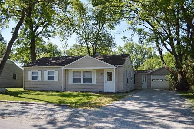 4627 Ridgelane Drive, Fort Wayne, IN 46804 (MLS #202123443) :: TEAM Tamara