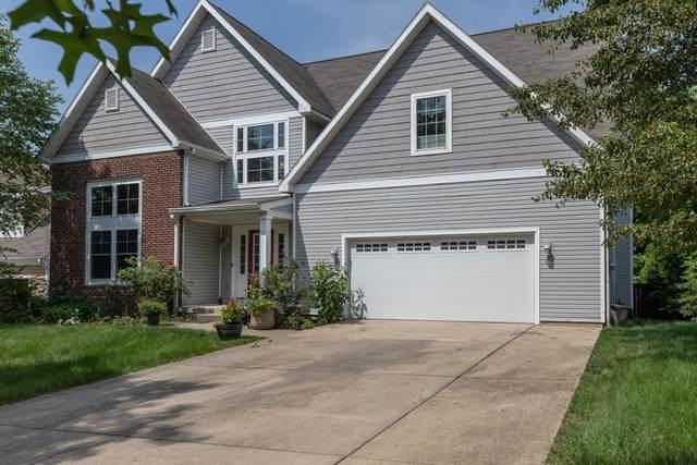 3846 S Mill Stone Court, Bloomington, IN 47401 (MLS #202123856) :: Parker Team