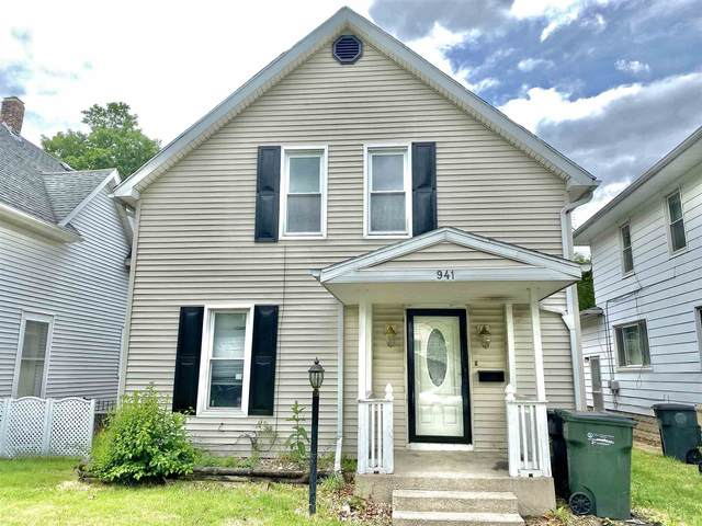 941 S 23rd Street, South Bend, IN 46615 (MLS #202123920) :: Anthony REALTORS
